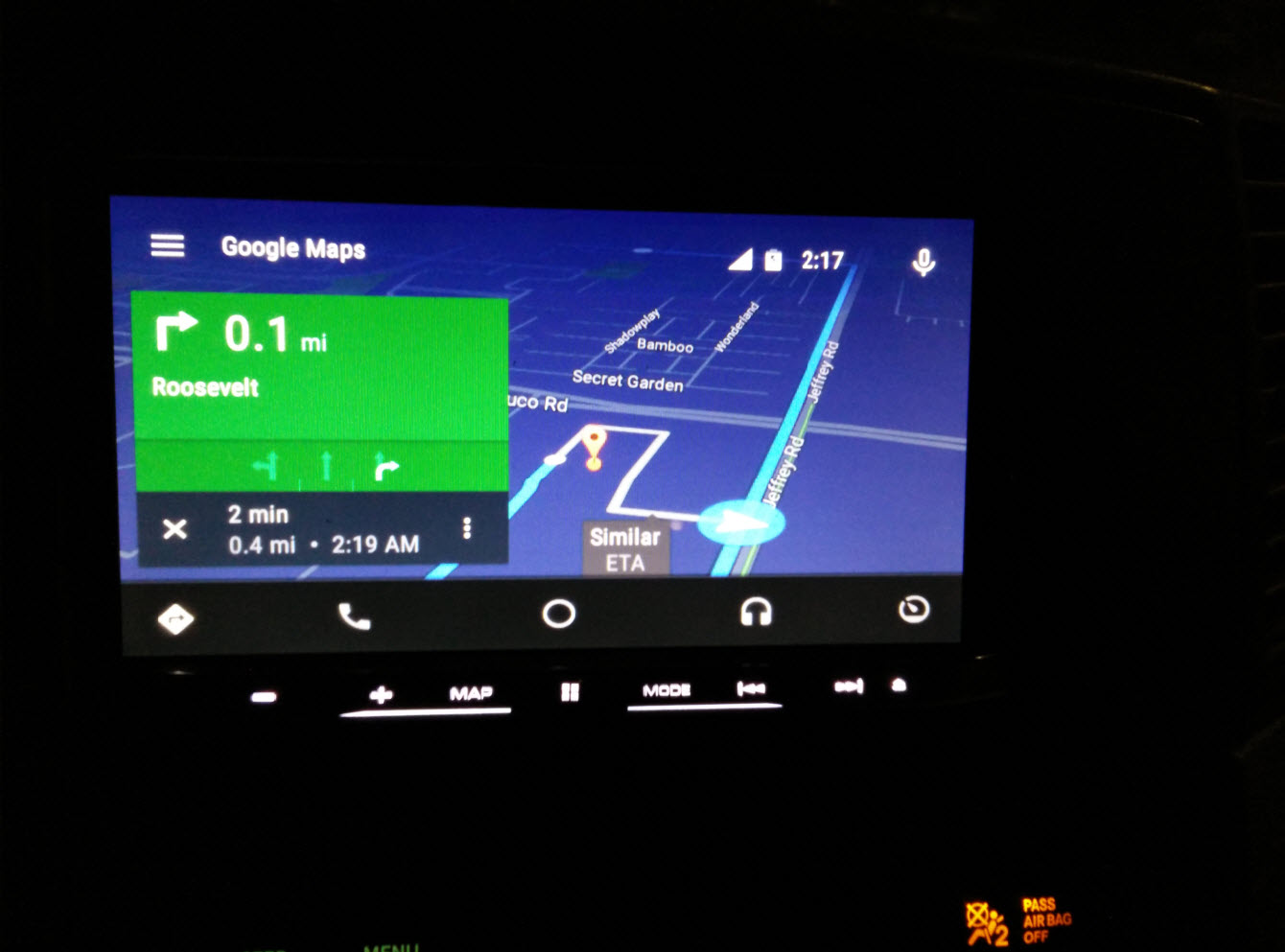how to set up android auto on pioneer avh-x8850bt